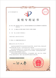 Patent of RMI 10